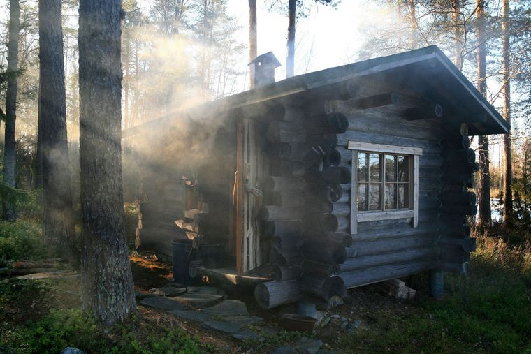 Sauna Finnland