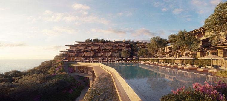 Auf Ibiza entsteht ein neues und spektakuläres Hotel: das Six Senses.