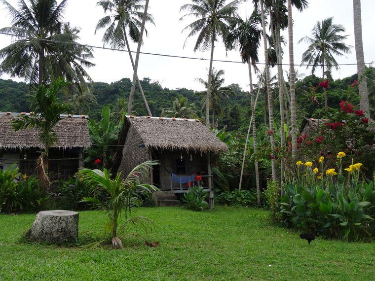 Auf der Kanincheninsel Koh Tonsay kannst du dich ein wenig wie Robinson Crusoe fühlen.