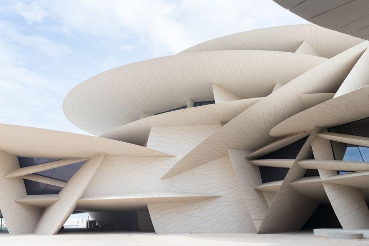 Museum, Qatar.