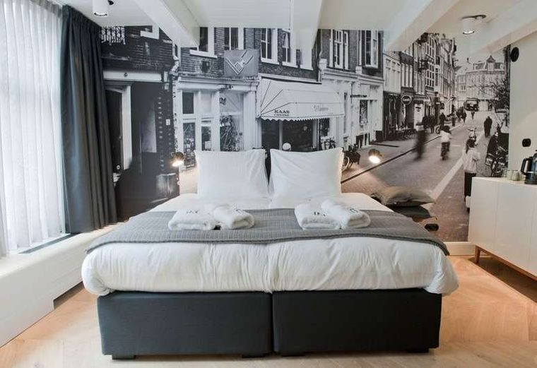 Zimmeransicht Hotel IX Nine Streets