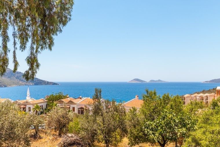 Auch ein Badeurlaub im türkischen Badeort Kalkan ist durchaus beliebt.