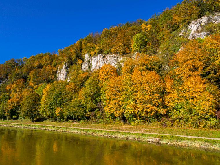 Der Panoramaweg führt entlang vieler malerischer Ecken Niederbayerns.