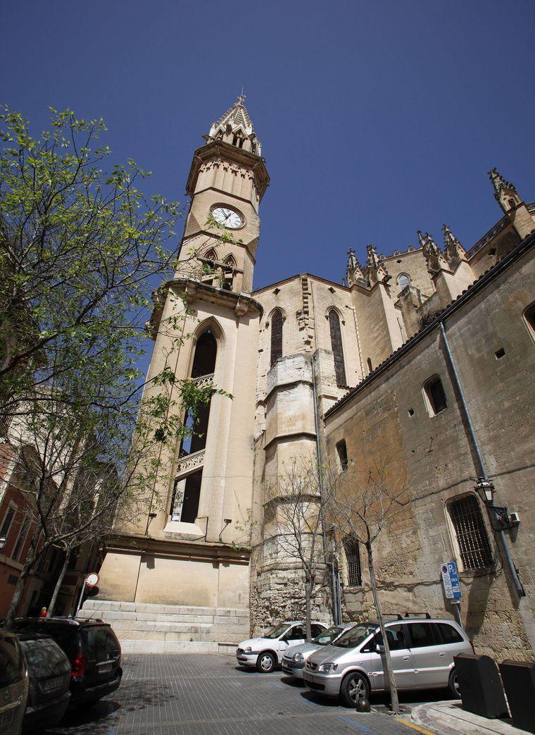 Die Kirche Nuestra Senyora dels Dolors ist das höchste Gebäude Mallorcas.