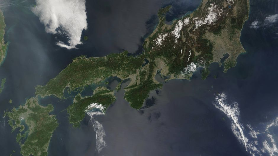 Japan besteht aus insgesamt 6.852 Inseln – eine davon ist spurlos verschwunden. (Symbolfoto)