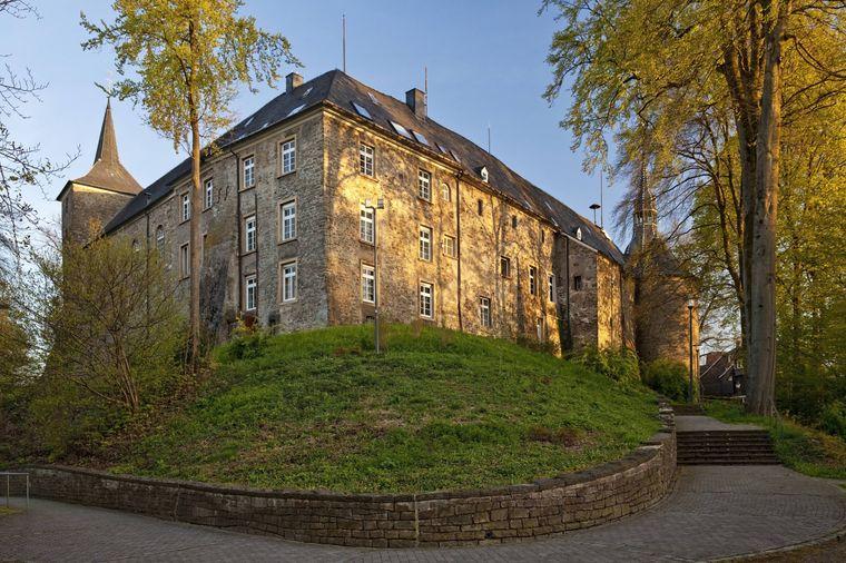 Die Schloss-Stadt Hückeswagen hat unverwechselbaren Charme.