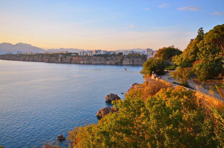Antalya gehört zu den größten Touristenhochburgen der Türkei.