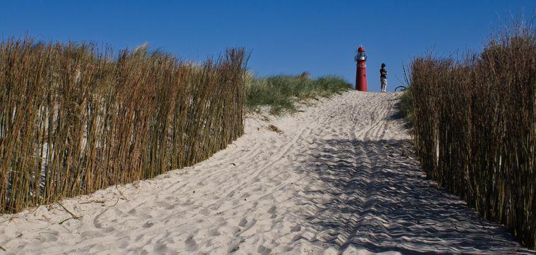 Leuchtturm auf Schiermonnikoog.