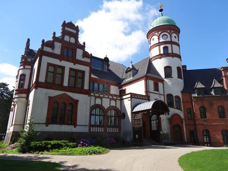 Schloss Wiligrad in Schwerin