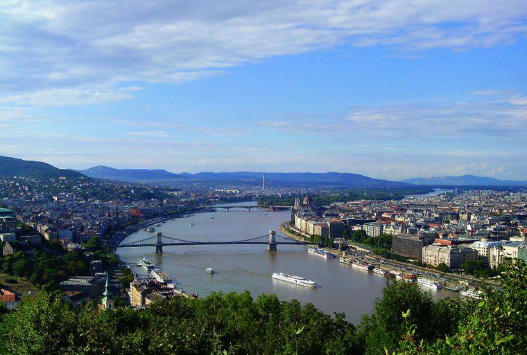 Budapest ist eine der günstigsten Städte für Backpacker in Europa.
