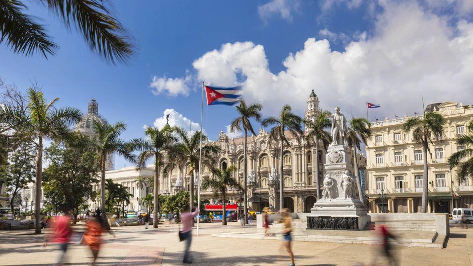 Havanna in Kuba.