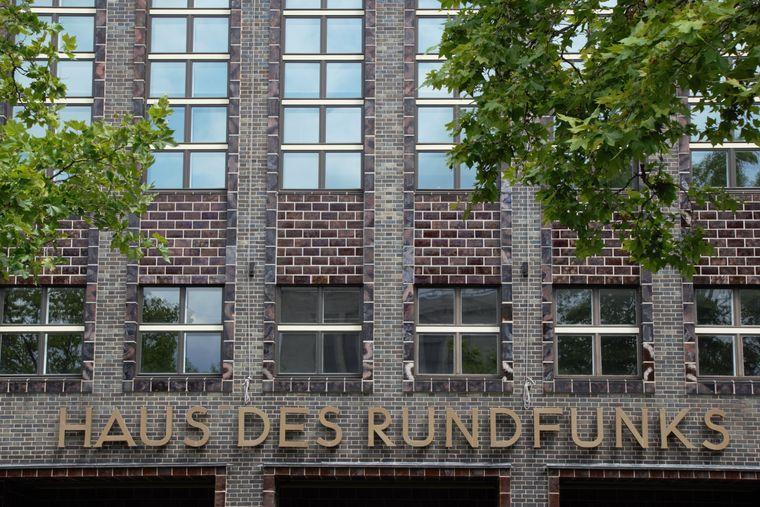 Das Haus des Rundfunks wurde einst von Hans Poelzig entworfen.
