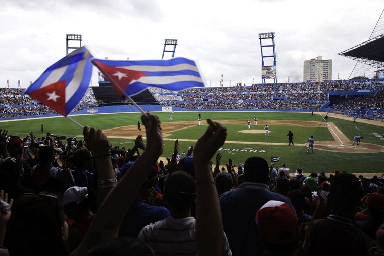 Estadio Latinoamericano in Havanna.