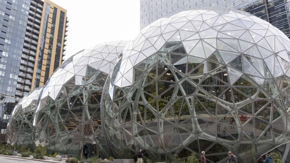 Werden im Amazon-Hauptquartier in Seattle bereits neue Pläne für die Reisebranche geschmiedet? Die Gerüchteküche kocht.