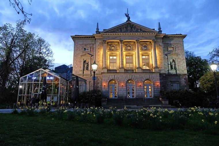 Deutsches Theater.