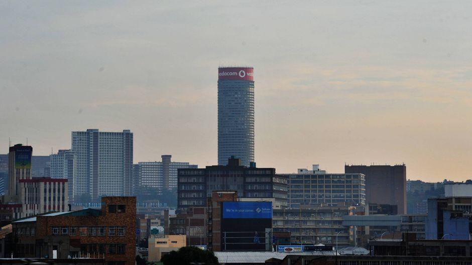 Der Ponte Tower ist das höchste Apartment-Hochhaus in Afrika. Nach einer Renovierung wird das Gebäude nun zur Touristenattraktion. (Archivbild)