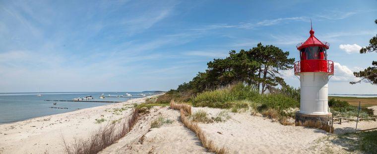 So schön ist der Strand Hiddensee.