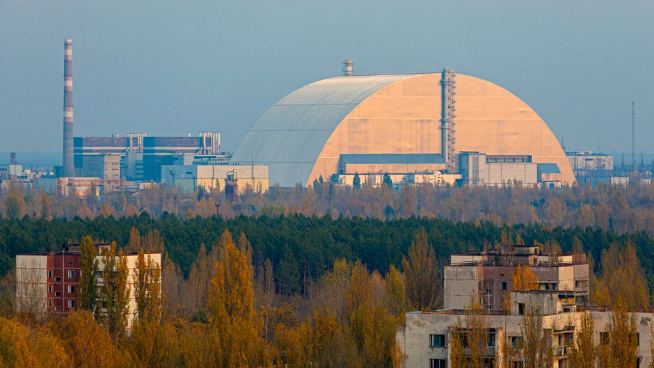 Die Stadt Prypjat und das Atomkraftwerk Tschernobyl sind seit der Katastrophe von 1986 Sperrgebiet – und seit zehn Jahren für Touristen freigegeben.