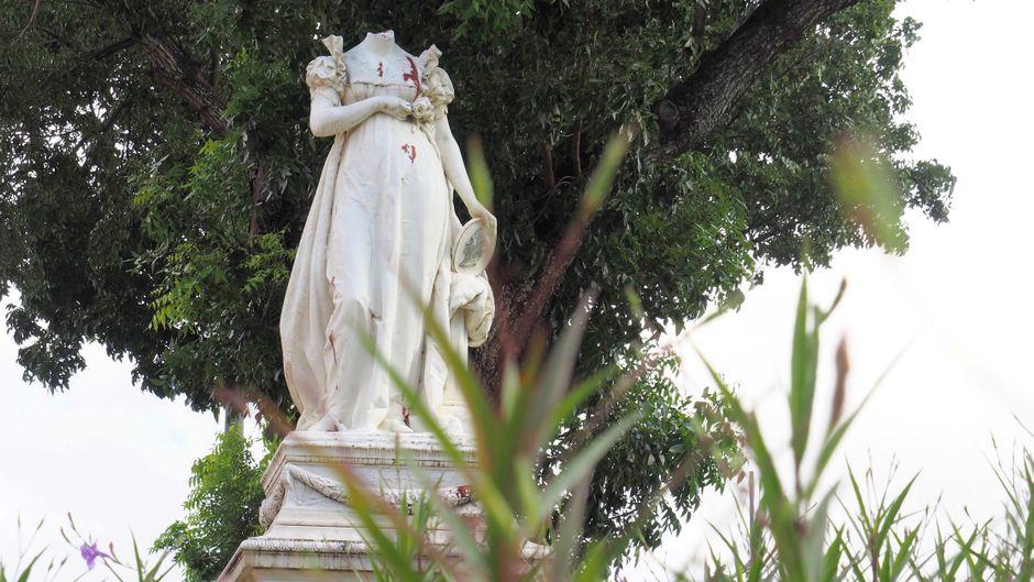 Josephine de Beauharnais, Martinique.