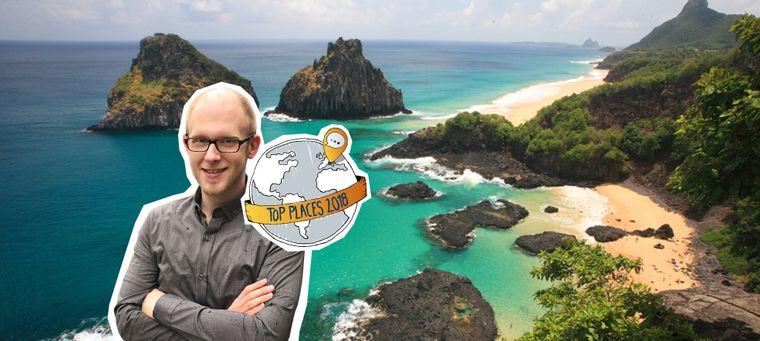 Fernando de Noronha ist ein reisereporter Top Place 2018