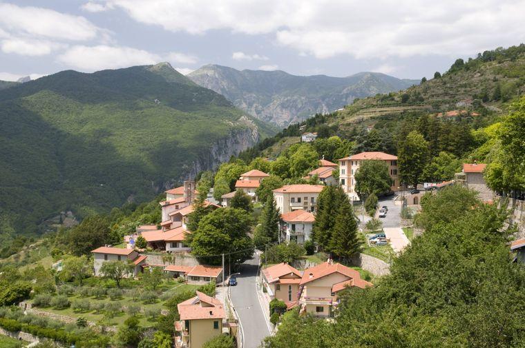 Das Bergdorf Triora im Argentina-Tal in Italien kommt neu in den Club der Bergdörfer.
