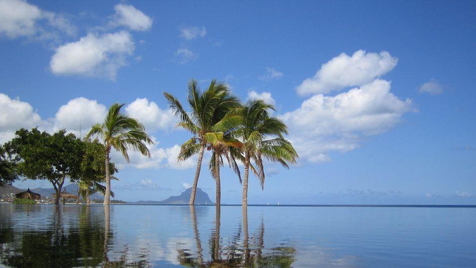 Auch Mauritius im Südwesten des Indischen Ozeans gehört zu den Top-Reisezielen des Jahres 2018.