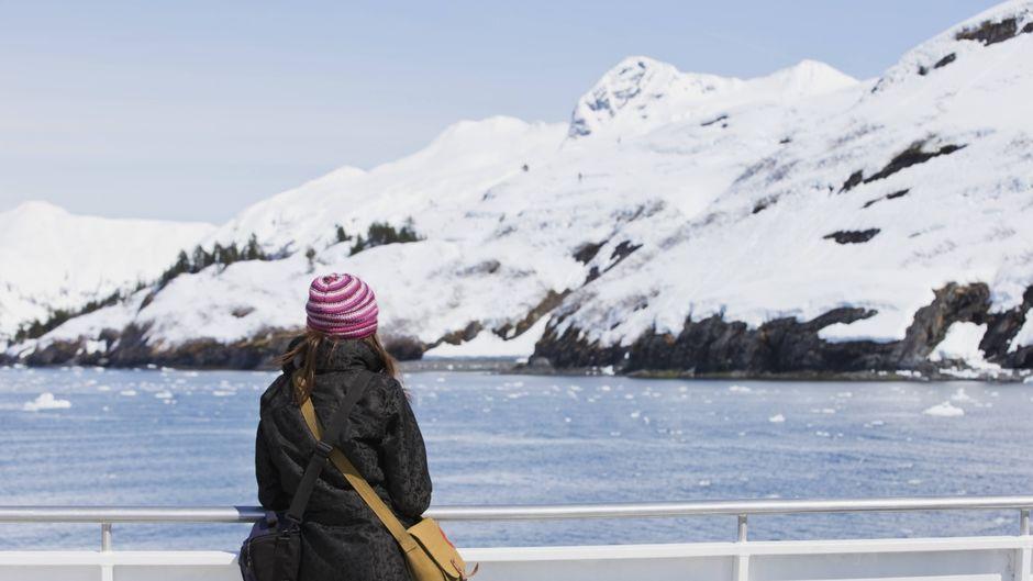 Auch Alleinreisende können sich auf Kreuzfahrt-Reise begeben.