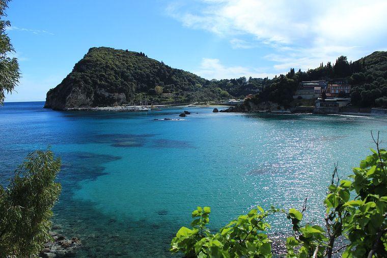 Korfu, Griechenland.