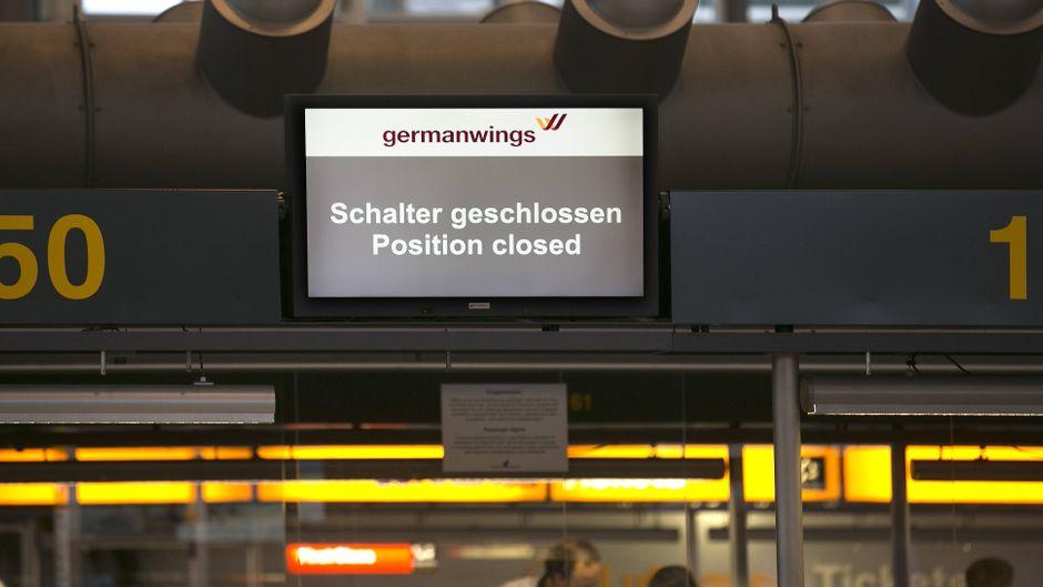 Die Germanwings-Flugbegleiter streiken noch im Jahr 2019.