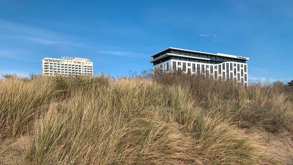 Hotels in Mecklenburg-Vorpommern dürfen wieder mehr als 60 Prozent der Hotelbetten belegen. (Symbolbild)