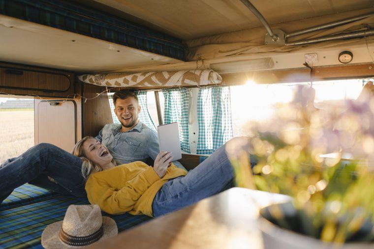 Filme über das Reisen heben die Lust auf den eigenen Urlaub. (Symbolbild)