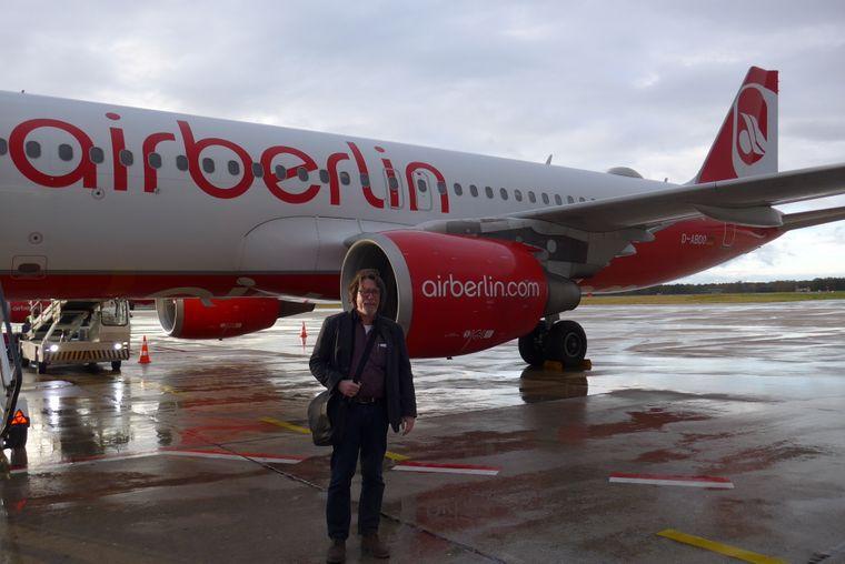 Air Berlin Flug Wien Berlin