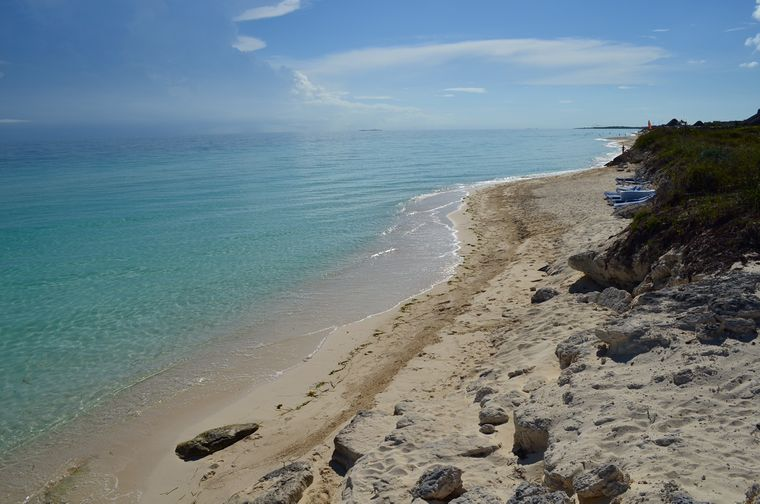 Strand Cayo Santa Maria im Norden Kubas