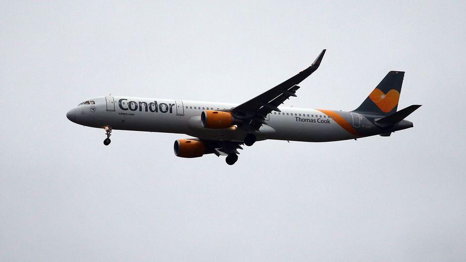 Für den Ferienflieger Condor hat sich ein Käufer gefunden. (Symbolfoto)