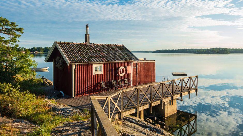 Ferienhäuser an Ostsee in Schweden erfreuen sich bei Urlaubern großer Beliebtheit.