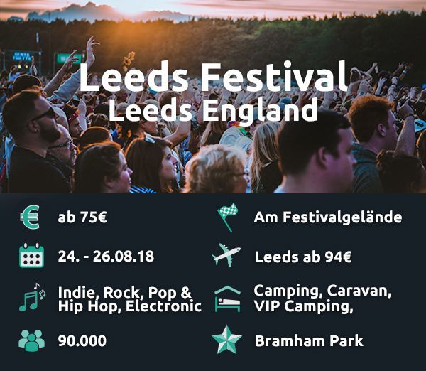 Leeds Festival.