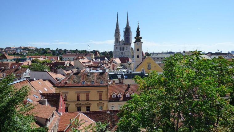 Platz 10: Zagreb. In Kroatiens Hauptstadt bezahlen Backpacker im Schnitt 34,50 US-Dollar (etwa 29,76 Euro) für einen Tag Aufenthalt.