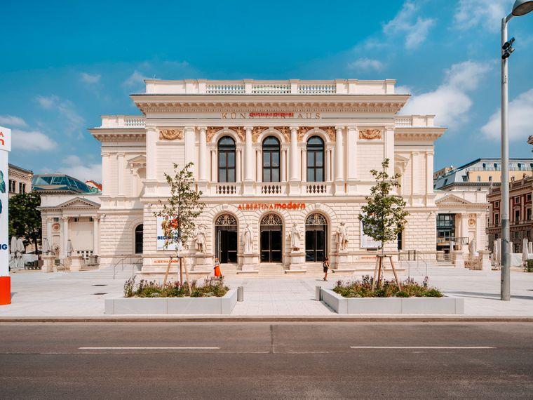 Die Albertina Modern, ein Ableger des traditionsreichen Albertina-Museums, hat 2020 in Wien eröffnet.