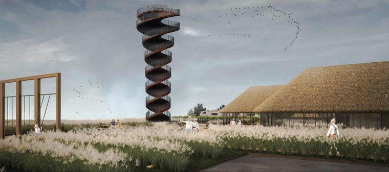 Der Marsktårnet soll ein Besuchermagnet werden.