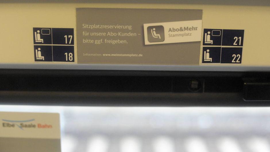 So bekommst du Geld für einen gebuchten Sitzplatz wieder. (Symbolfoto)
