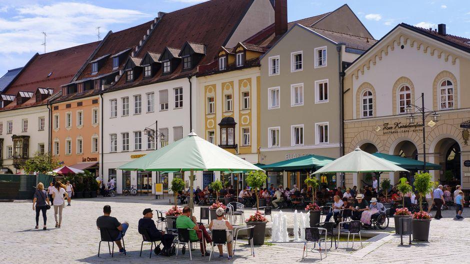 Kurzurlaub im Bayerischen Wald? Deggendorf ist der ideale Ausgangspunkt.