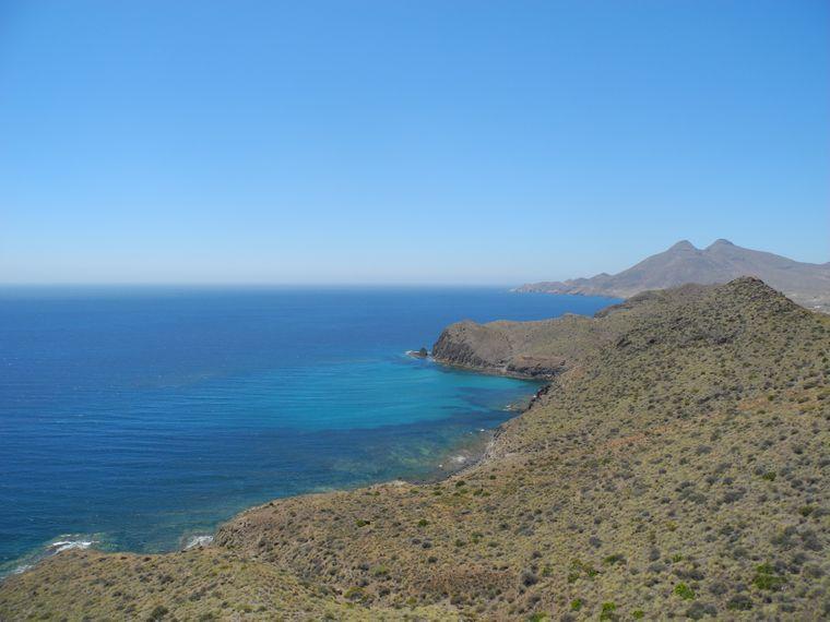 Andalusiens Mittelmeerküste ist im Nationalpark Cabo de Gata noch herrlich untouristisch.