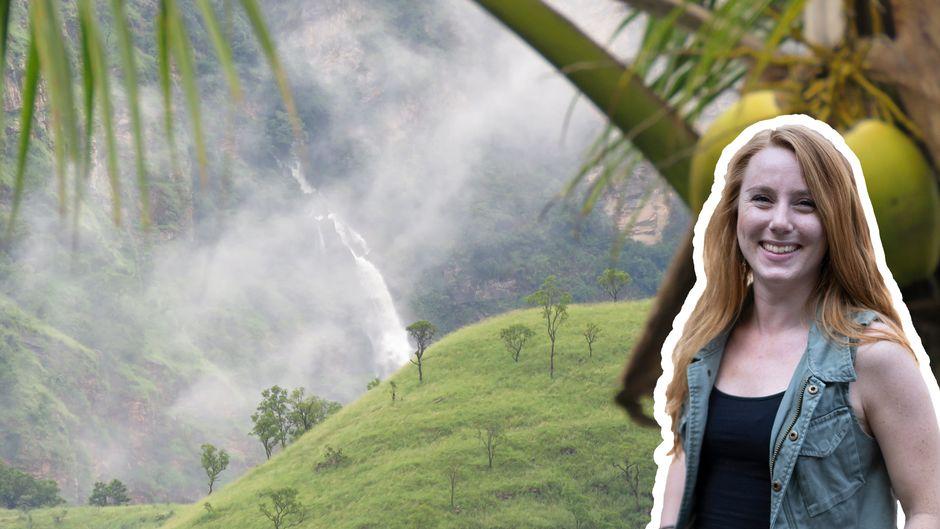 Die Wli Falls sind die höchsten Wasserfälle Westafrikas.