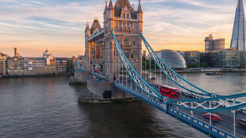 Tower Bridge in London: Tipps für kostenlose Aktivitäten