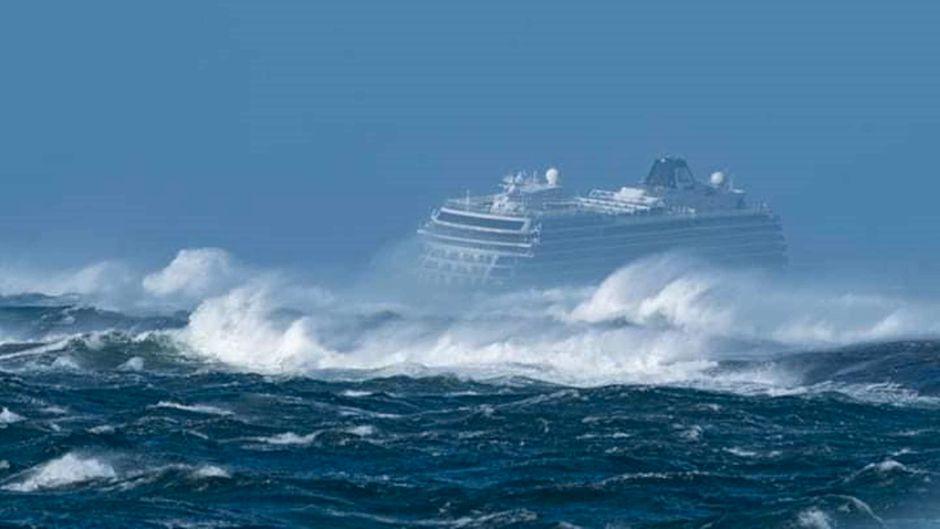 """Die """"Viking Sky"""" geriet in Seenot – das Kreuzfahrt-Drama dauerte mehr als 26 Stunden."""