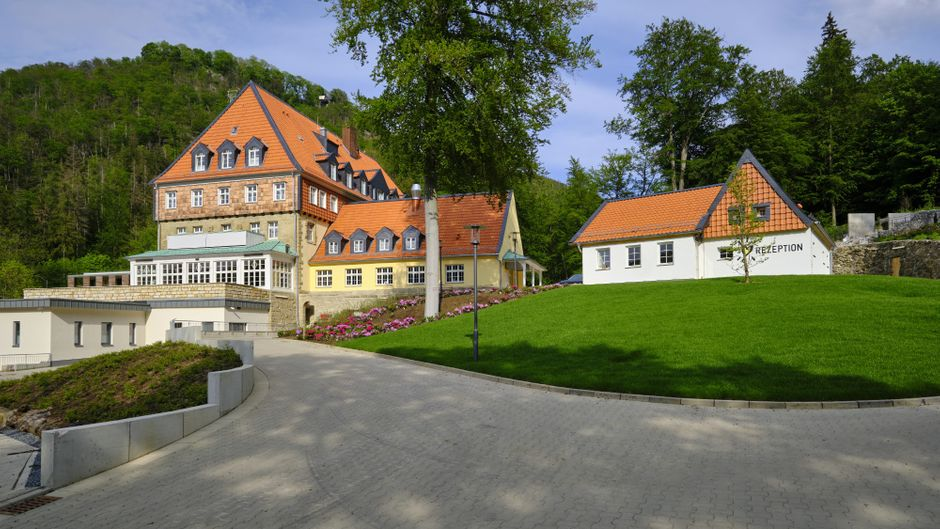 4-Sterne Sonnenresort Ettershaus in Bad Harzburg.