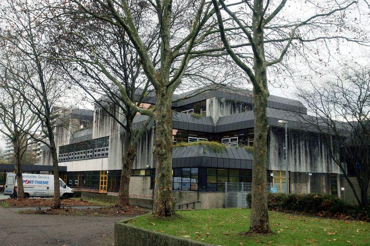 Das Georg-Büchner-Gymnasium in Köln-Weiden.