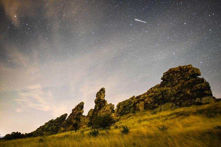 Nachts noch schöner und mystischer als am Tag…