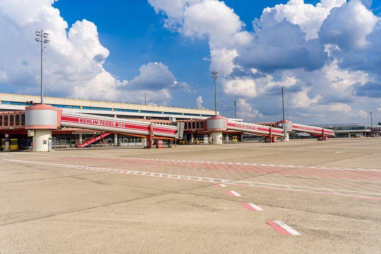 Das Terminal A in Tegel steht seit 2019 unter Denkmalschutz.