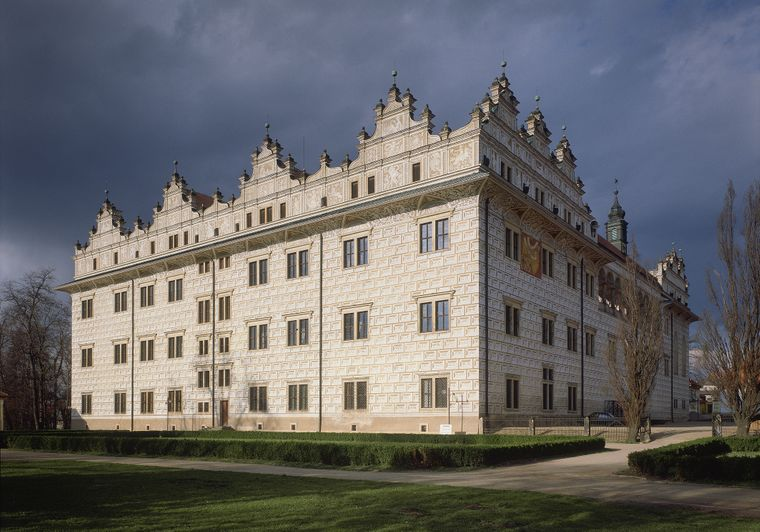 Schloss Litomyšl, Tschechien